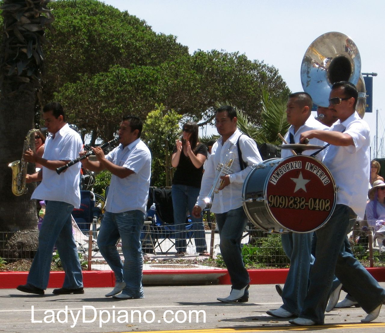 Ladydpiano piano and keyboard salsa i just returned home from vacationing in santa barbara and experiencing fiesta days i must say the mariachi musicians caught my ear to many happy hexwebz Choice Image