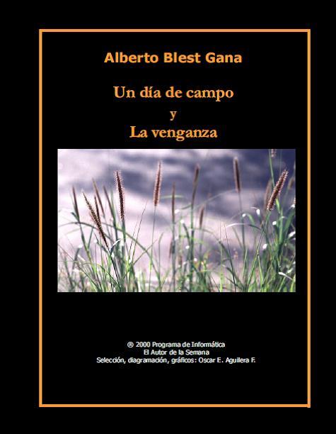 Un dia de campo – Alberto Blest Gana   FreeLibros