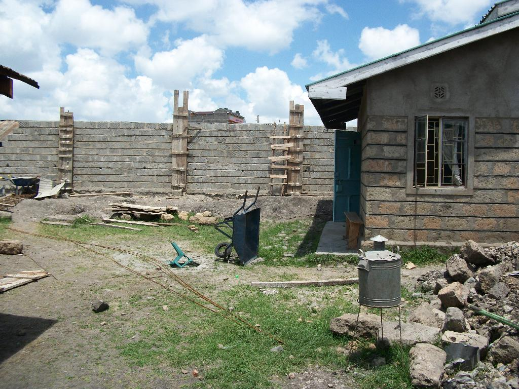 The Global Studio: SIDAREC's Foundation Formwork In Progress