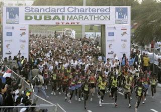 Maratón de Dubai