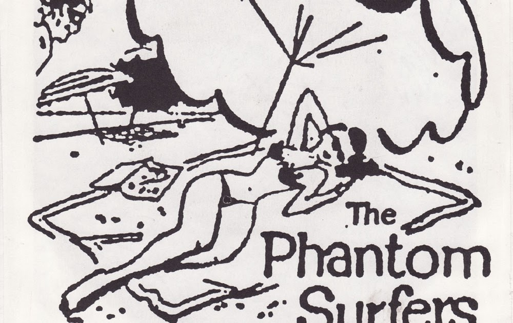 The Phantom Surfers Orbitron!