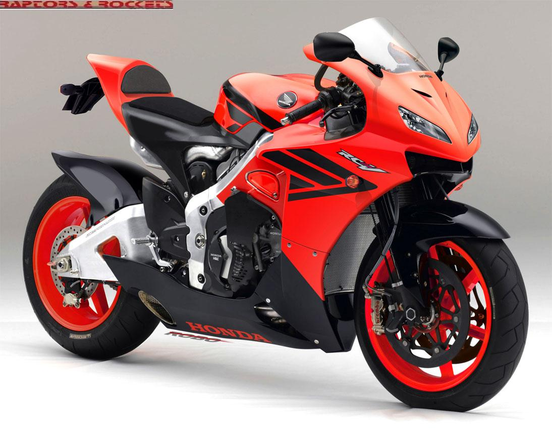 HOT MOTO SPEED: Honda Sports Bikes