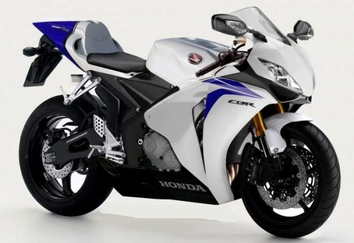 Gabby Automotive: Honda CBR 600 Motorcycle