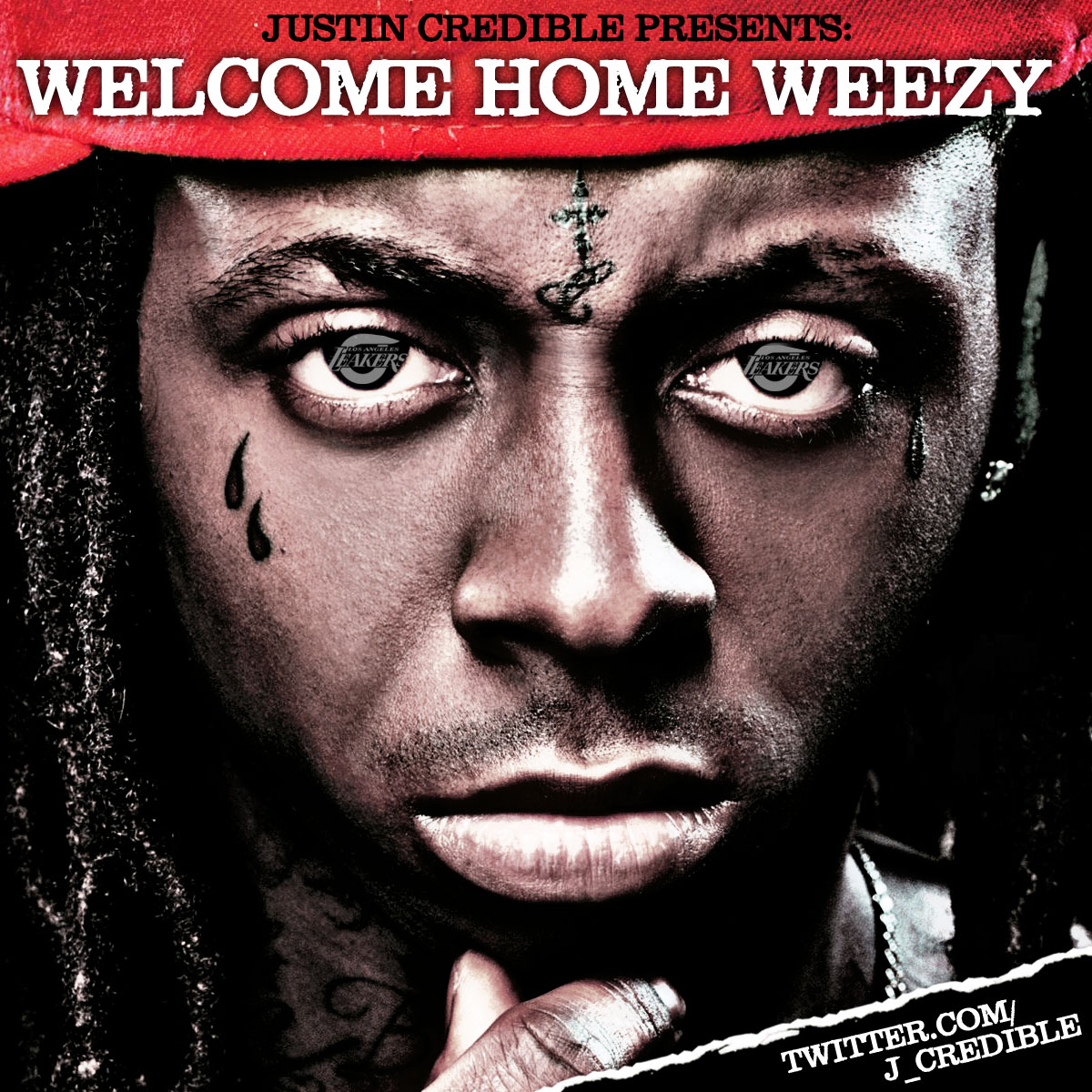 3 Girls  2 Guys  1 Blog   Welcome Home Weezy Mixtape By Just N Credible