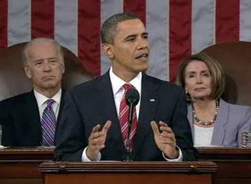 President Obama State of the Union Address 2010