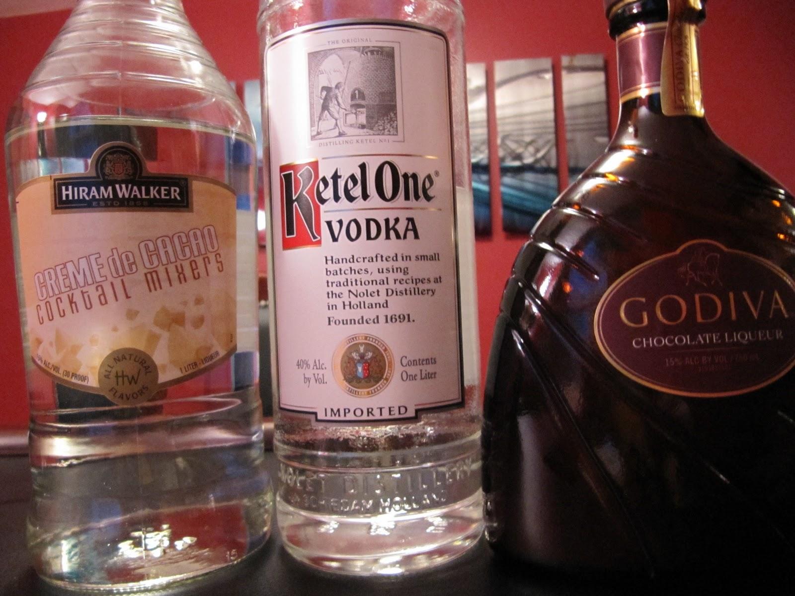 simply scotches the godiva chocolate martini