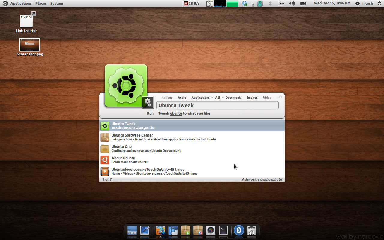 Get Synapse, New Quick launcher for Ubuntu That Uses
