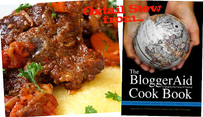 Oxtail Stew from the new BloggerAid-CFF Cookbook!