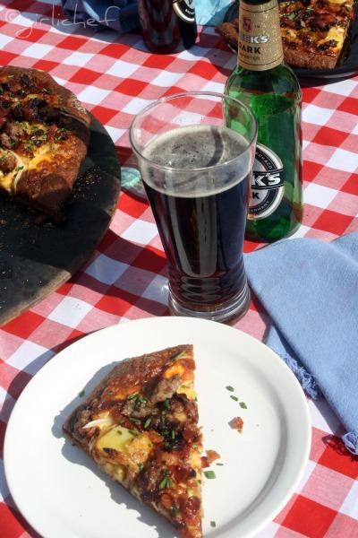 Oktoberfest Pizza