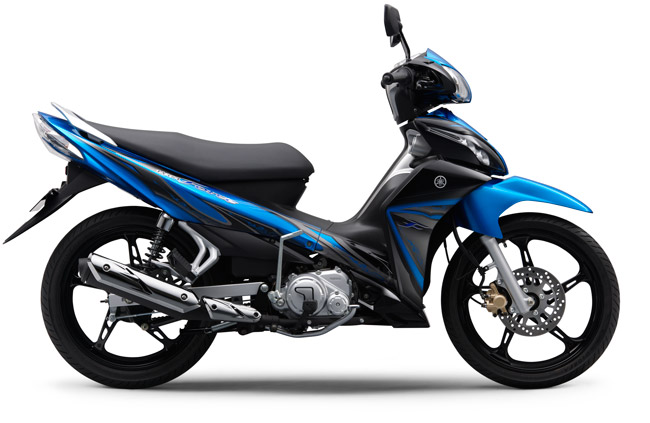Pinoy Bike Concepts: Yamaha Vega Force