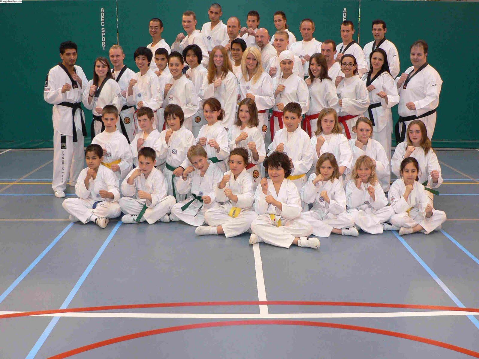 club taekwondo liege