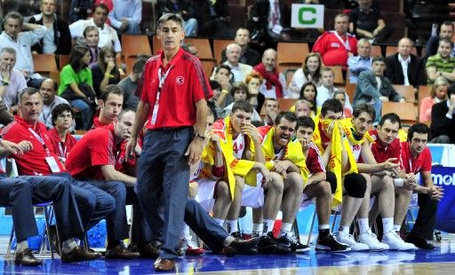 Türkiye çeyrek finalde elendi