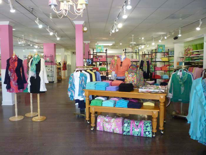 Yesterday We Debuted Our Newly Renovated In Palm Beach To James Bradbeer President Of Lilly Pulitzer Corp Held Breathe As He Walked Through
