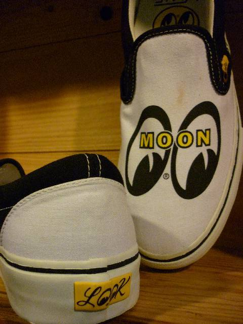 classic shoes sports shoes info for H STORE: Vans x Mooneyes UK6 RM255