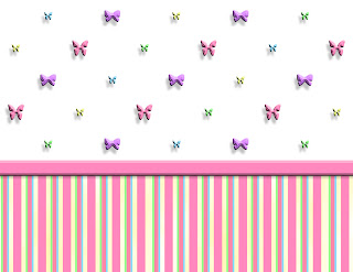 Dollhouse Decorating Doll House Butterfly Wallpaper