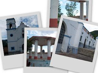Parroquia y Kiosko de San Marcos