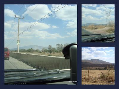 Camino al Cerro de Santa Fe