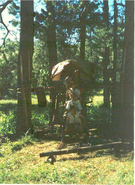 Campamentos Aéreo en Ferrería de Tula