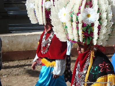 Traje usado en la procesión de Nuestra señora de la Defensa