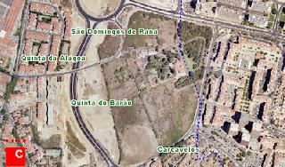 quinta do barão carcavelos mapa OEIRAS LOCAL: Ainda a Quinta do Barão quinta do barão carcavelos mapa