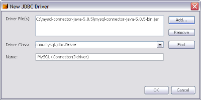 mysql connector java 5.0.5 jar
