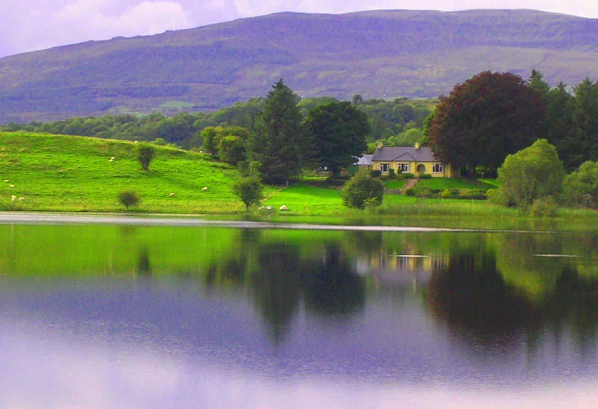 mariko watt photography  landscape photography  ireland 2004