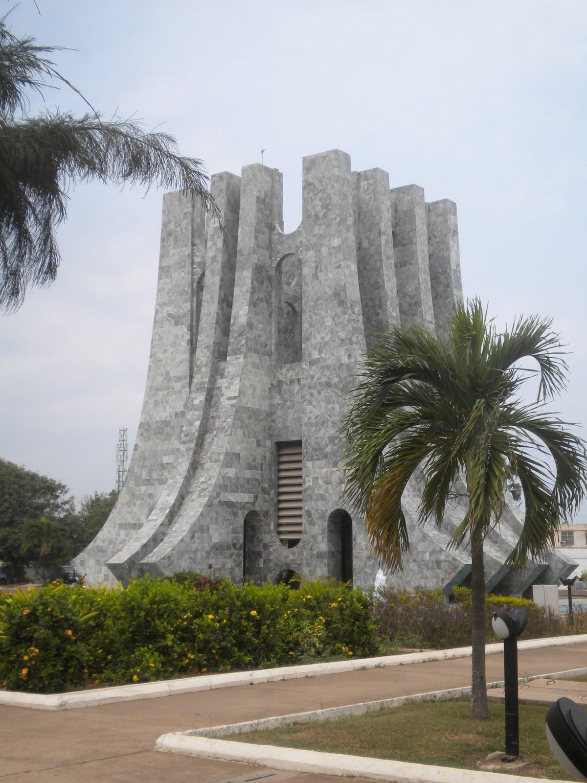 Live. Love. I Do Me.: Kwame Nkrumah Mausoleum