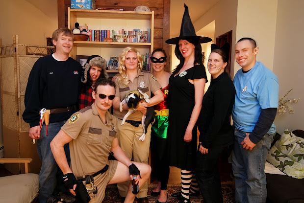 Reno 911 Deputy Clementine Johnson