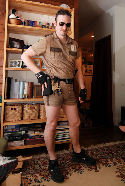 Reno 911 Deputy Clementine Johnson Costume