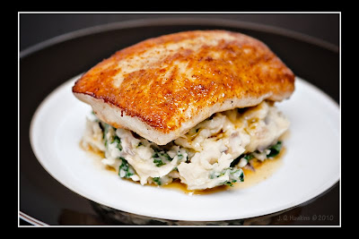 Pan-Fried Mahi Mahi & Colcannon