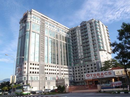 Borneotip Tower Regency Hotel Ipoh