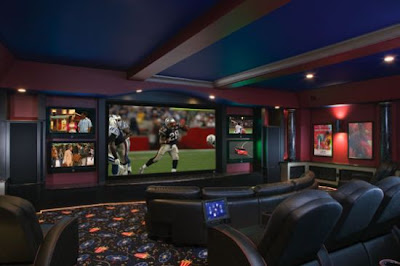 3 Goldmund S Million Dollar High Tech Home Theater