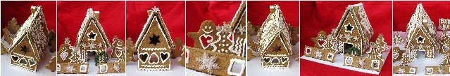 row+of+houses+red COMING HOME FOR THE HOLIDAYS:GINGERBREAD HOUSE WITH DARING BAKERS