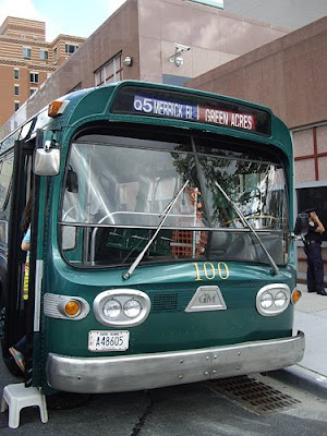Photo of Green Bus to Green Acres