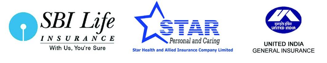 SBI Life Insurance, Star Life Insurance, United India ...