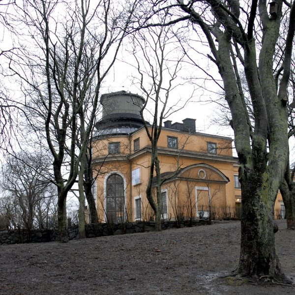 Galileis teleskop visas i stockholm