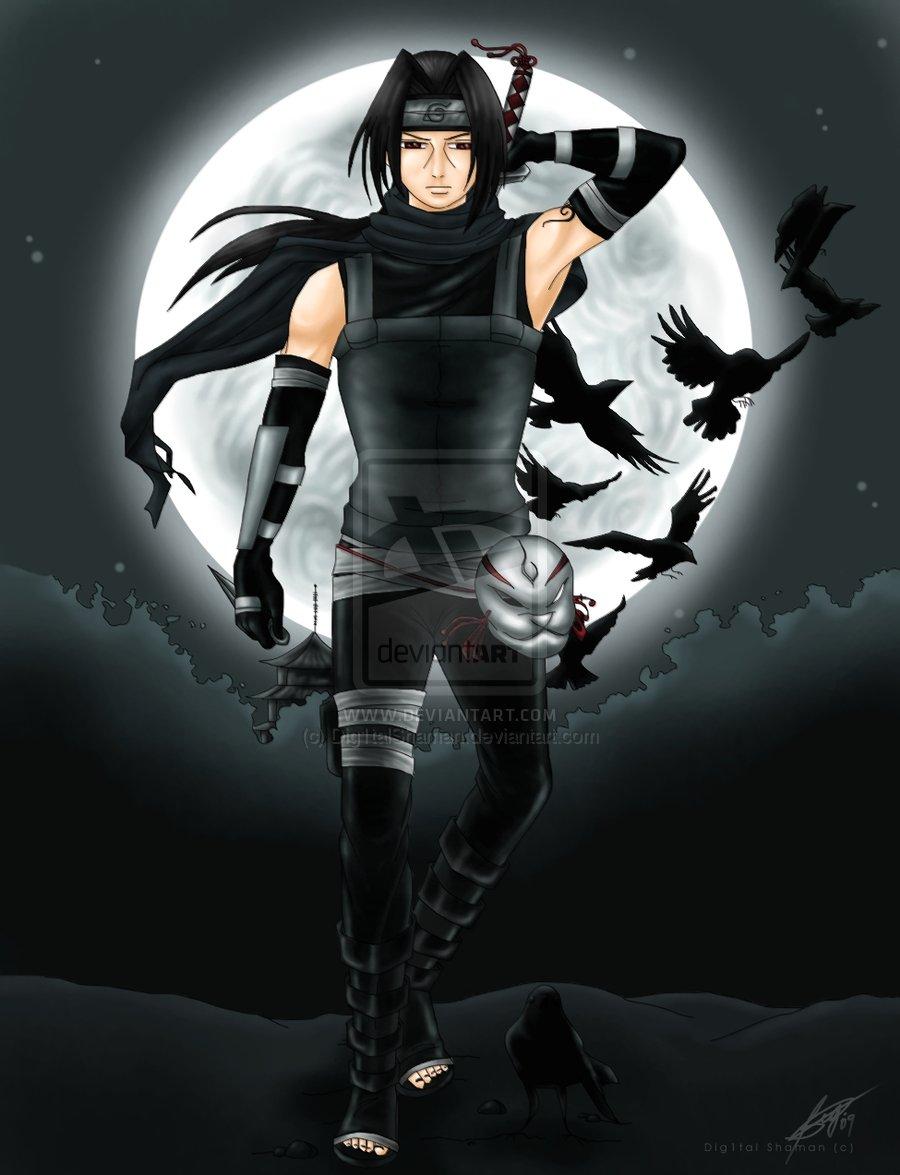 Naruto _._ Fotos: Itachi
