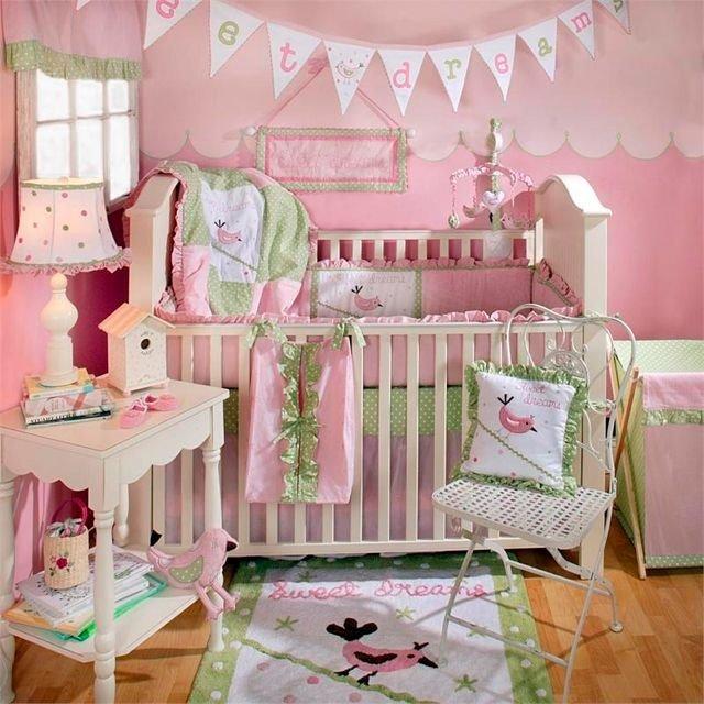 Dreamy Celebrity Nurseries: Pink Balloons & Macarons: Nursery Inspiration