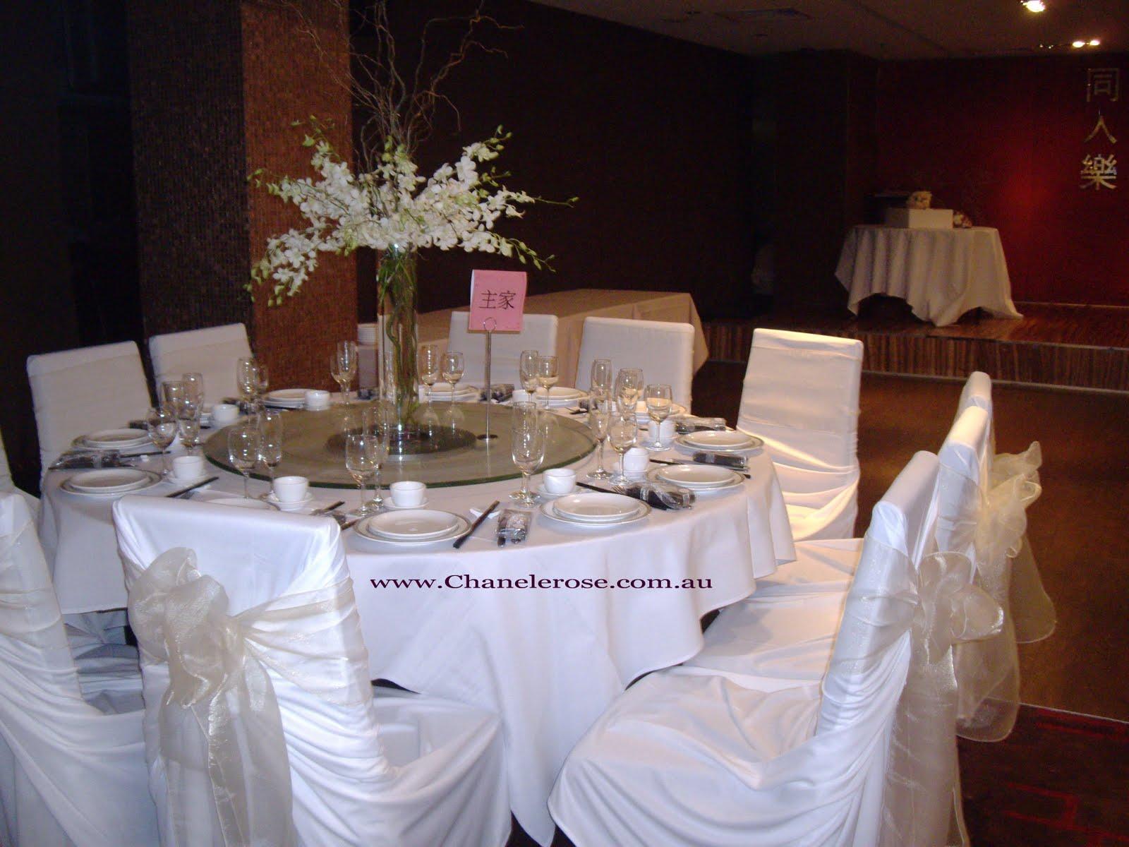 Wedding Chair Covers Sydney Anti Gravity Chanele Rose Flowers Blog Stylist