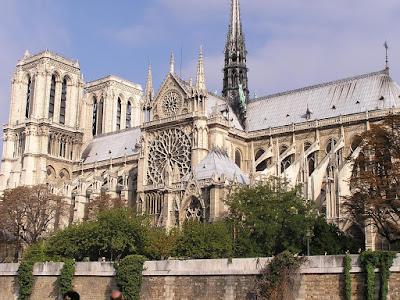 La Cathédrale Notre Dame de Paris ; ma favorite 13