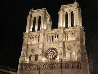 La Cathédrale Notre Dame de Paris ; ma favorite 1