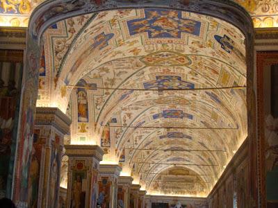 Le Vatican... sublime basilique Saint Pierre (Unesco Italie) 19