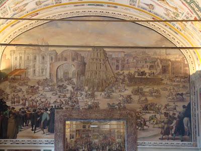 Le Vatican... sublime basilique Saint Pierre (Unesco Italie) 18
