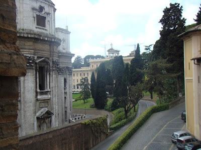 Le Vatican... sublime basilique Saint Pierre (Unesco Italie) 14