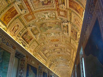 Le Vatican... sublime basilique Saint Pierre (Unesco Italie) 5