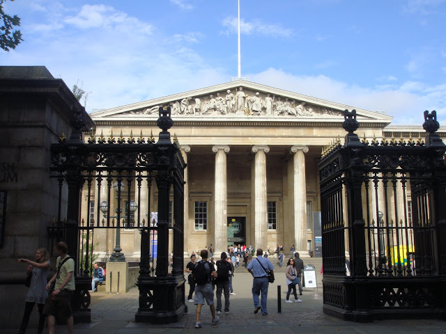 British Museum, Londres, London, Elisa N, Blog de Viajes, Lifestyle, Travel