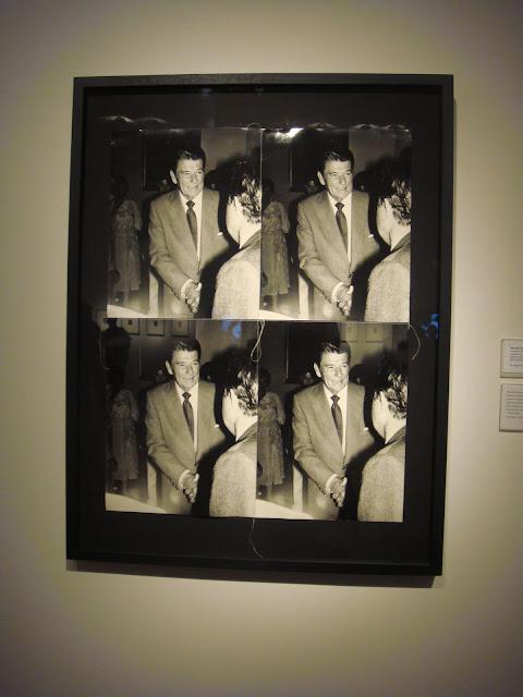 Reagan, Andy Warhol, Mr. América, MALBA, Buenos Aires,  Elisa N, Blog de Viajes, Lifestyle, Travel