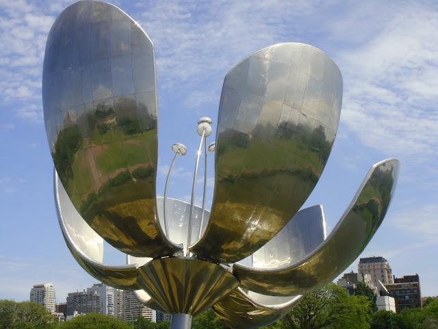 Floralis Genérica, Buenos Aires, Argentina, Elisa N, Blog de Viajes, Lifestyle, Travel