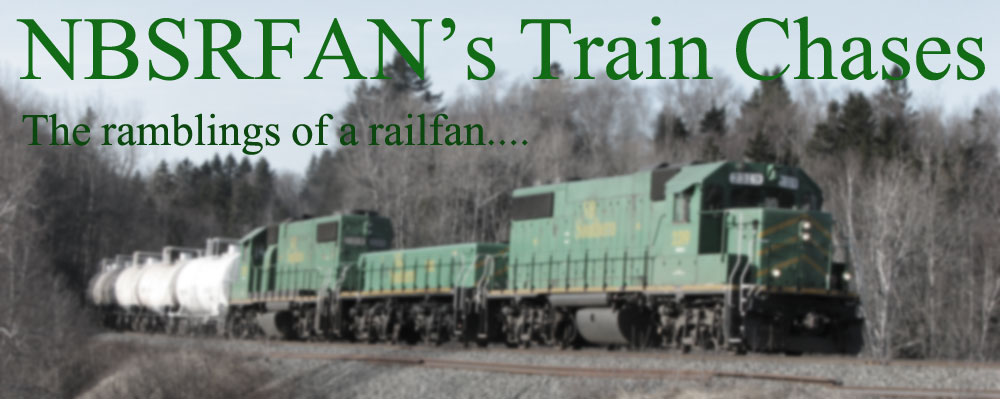 NBSRFAN's Train Chases