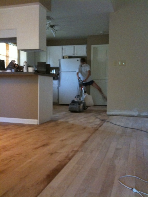 Remodel This House Refinishing Hardwood Floors